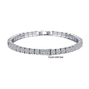 Jewelry - UNISEX TENNIS BRACELET